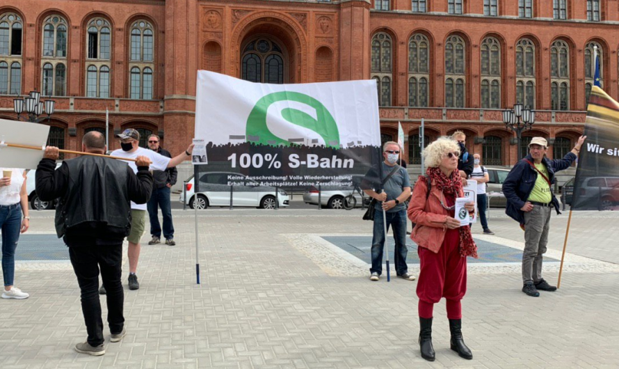 Keine Ausschreibung der S-Bahn!