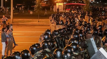 Belarus: Streiks gegen Diktatur