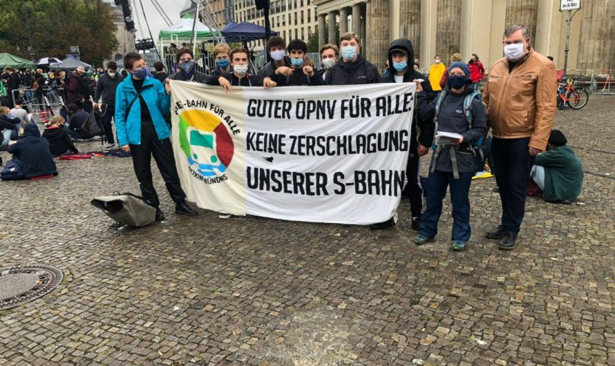 25.11.: Online-Infoveranstaltung rund um die S-Bahn-Ausschreibung
