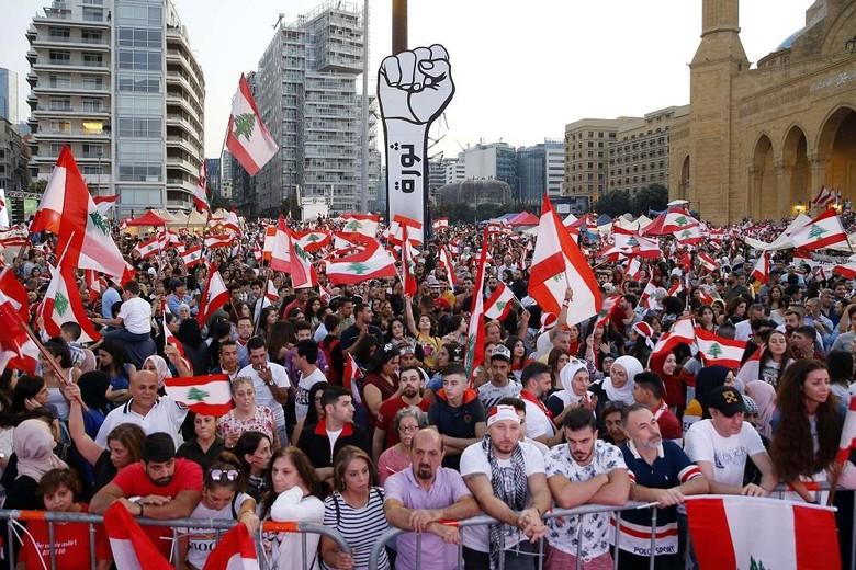 Libanon: Alte und neue Wut explodiert