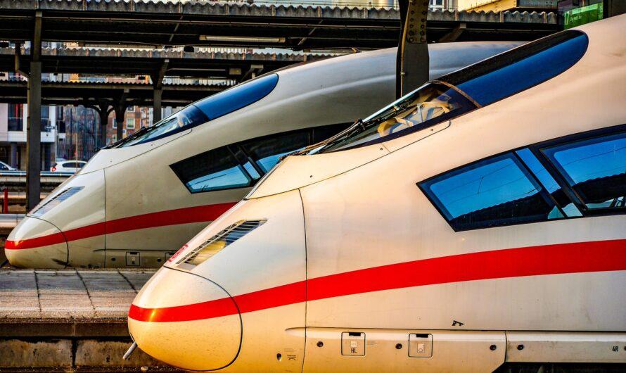 Leere Züge fahren besser
