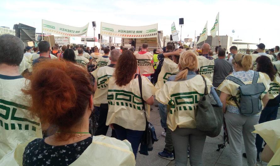 Nach den Bahnstreiks: Einigung zwischen GDL und DB